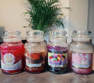 Yankee Candle grande jarre