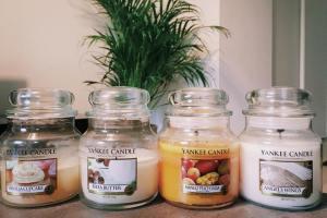 Yankee candle moyenne jarre